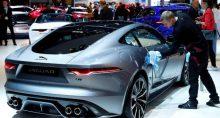 Modelo Jaguar da montadora