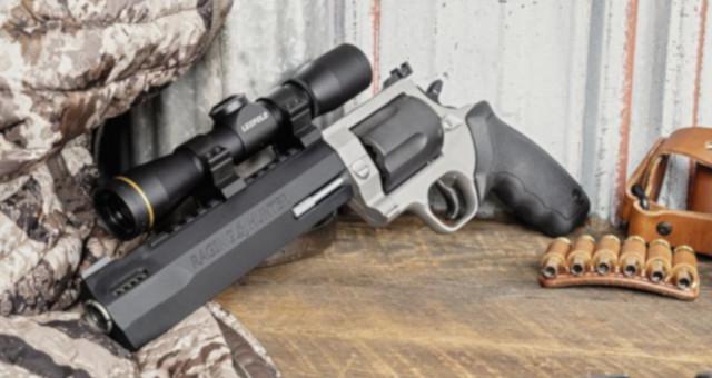 Taurus Armas Raging Hunter 460