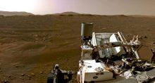 Marte Sonda Perseverance