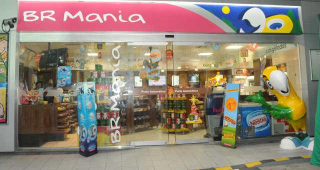 BR Mania-BR Distribuidora