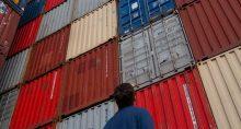 Contêineres, Exportações