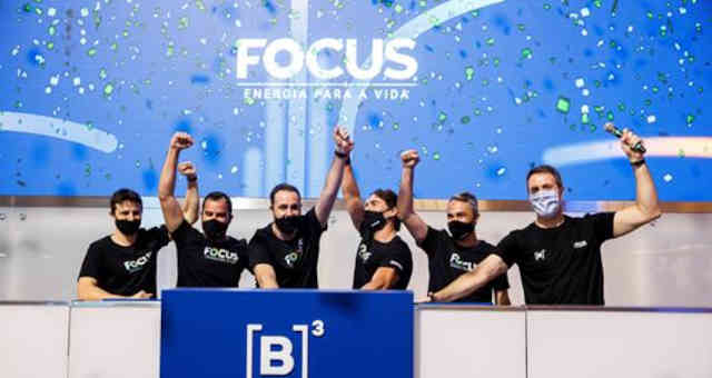 IPO da Focus Energia, em 08 de fevereiro de 2021