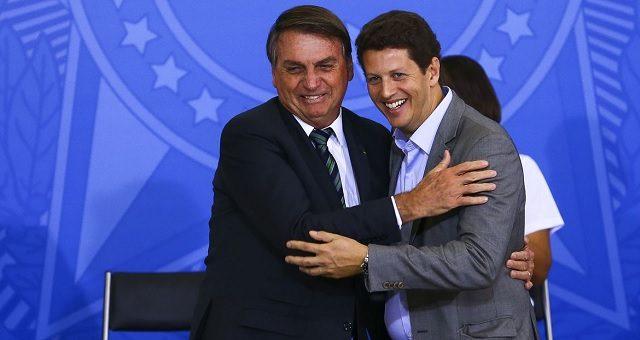 Jair Bolsonaro Ricardo Salles