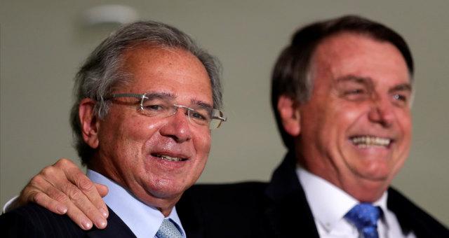 Jair Bolsonaro, Guedes