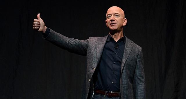 Fundador da Amazon, Jeff Bezos