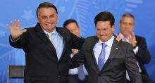 João Roma e Bolsonaro