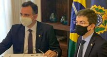 Pacheco e Randolfe
