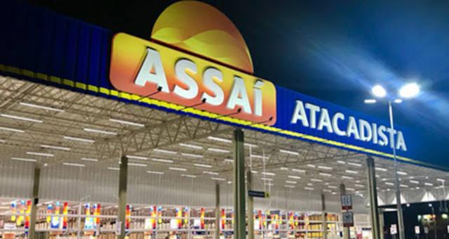 Assaí Atacadista ASAI3