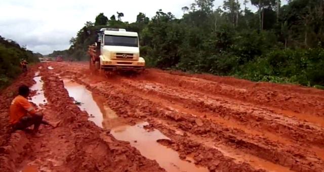 Rodovias Transportes Caminhão Logística Transamazônica