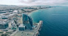 Barcelona Espanha Europa Turismo