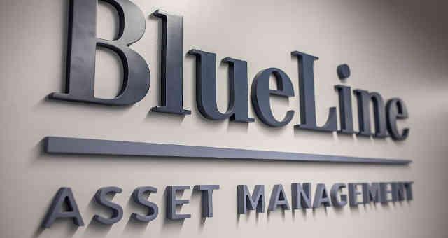 Escritório da BlueLine Asset Management