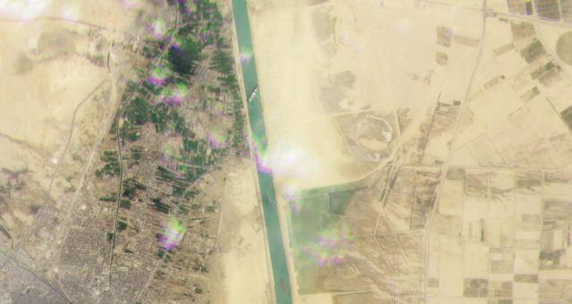 Canal de Suez, Egito
