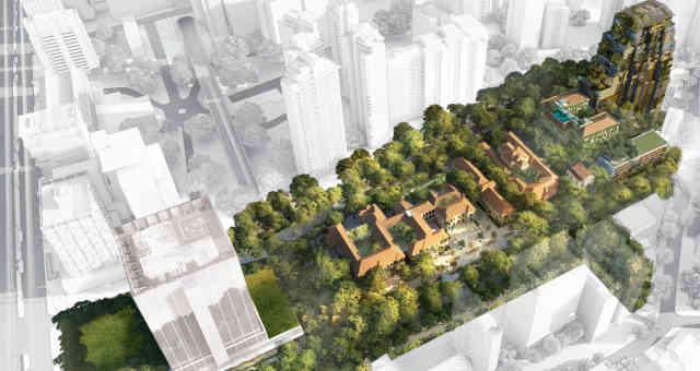 Empreendimento Cidade Matarazzo, da Gafisa e  BM Empreendimentos, na região da Avenida Paulista, em São Paulo