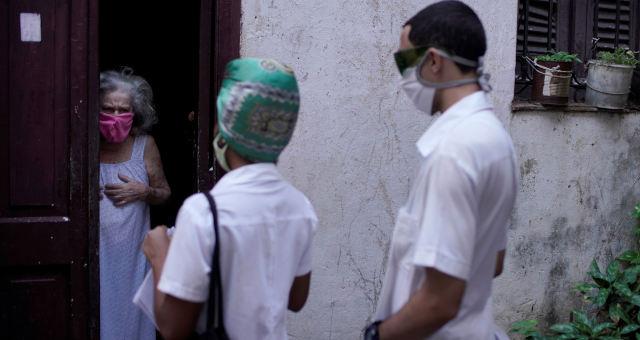 Coronavirus Havana