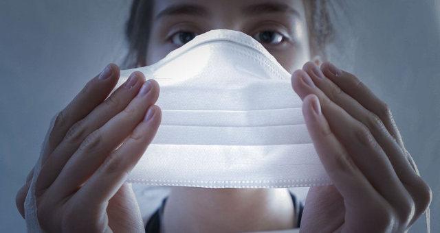 Coronavírus Máscara