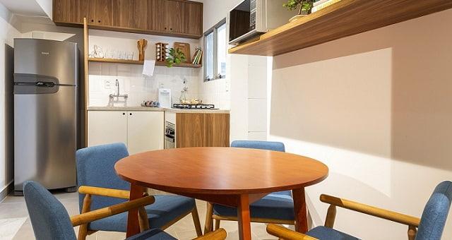 Cozinha, Decoração, Apartamento, Yuca