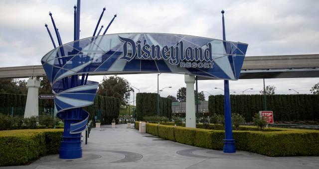 Disneylândia em Anaheim, na Califórnia