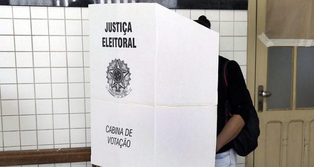 Eleições voto