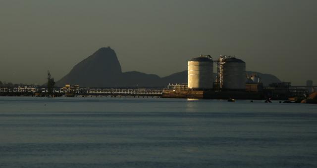 Gás natural no Rio