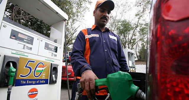 Índia-Gasolina-Combustíveis