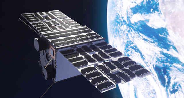 Satélite para 5G espacial da Omnispace