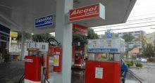 Posto de combustível combustíveis gasolina álcool etanol