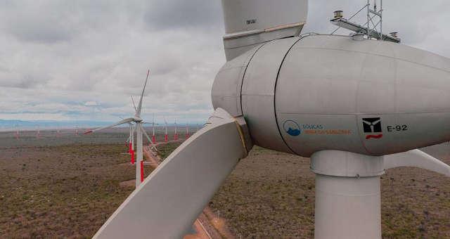 Rio Energy-Energia Eólica