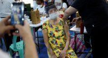 Vacinação contra Covid-19 em Manila