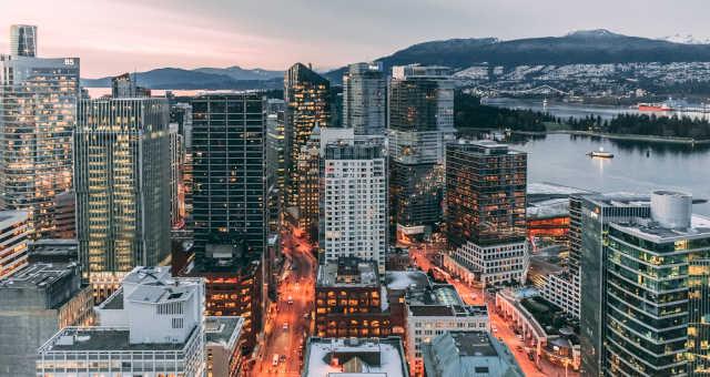 Vancouver Canadá Cidades