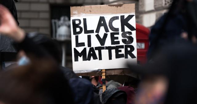 Black Lives Matter Racismo Protesto
