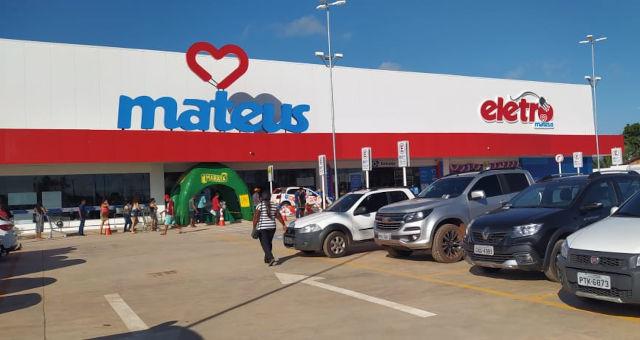 Grupo Mateus GMAT3