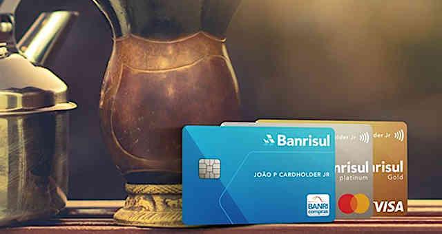 Cartões do Banrisul