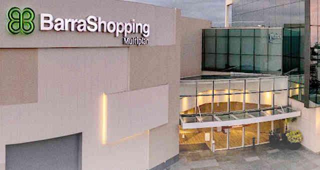 Barra Shopping, no Rio de Janeiro, da Multiplan