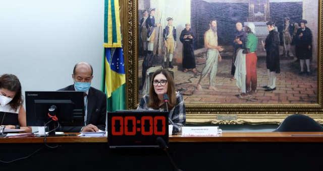 CCJ Comissão Câmara