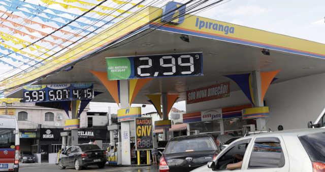 Combustíveis no Rio de Janeiro