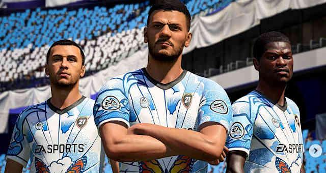 Fifa Soccer 2021 da Electronic Arts