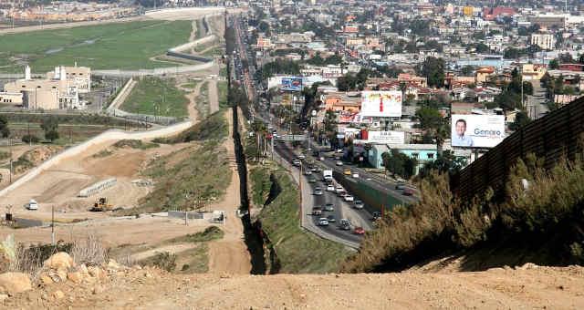 Fronteira México eua