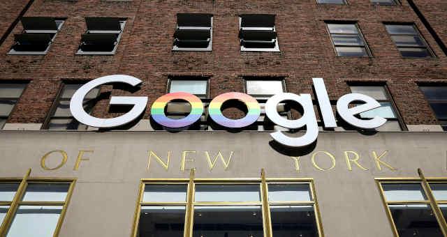 Google em New York