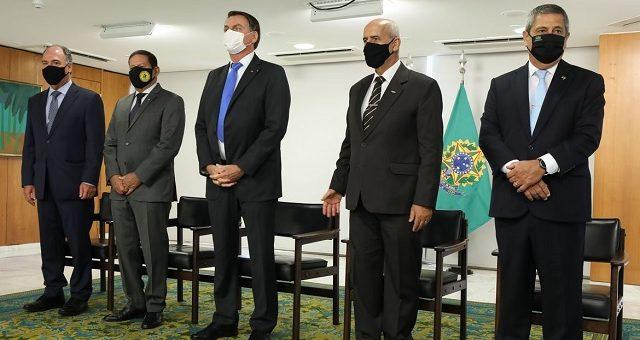 Jair Bolsonaro Morão Braga Netto