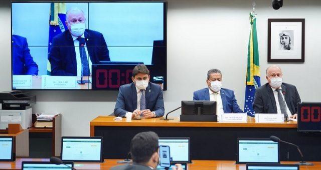 Juscelino Filho Comissão Câmara