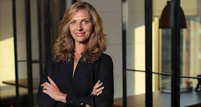 Margot Greenman, CEO Capitalys. Sao Paulo.