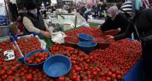 Mercado em Istambul