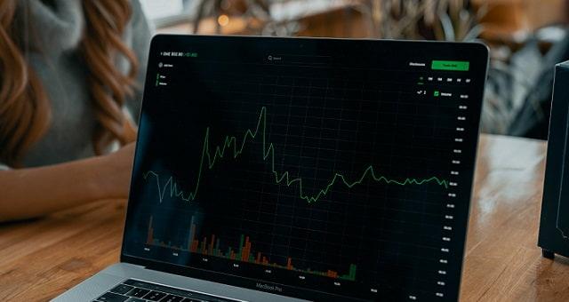 Mercados, Gráfico, Ações