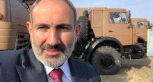 Nikol Pashinyan, que renunciou ao cargo de primeiro-ministro da Armênia em 25 de abril de 2021