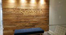 Sede da gestora Sparta