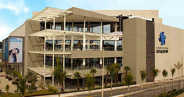 Shopping Estação BH, da Cyrela Commercial Properties