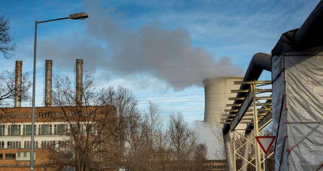 Usina de geração de energi