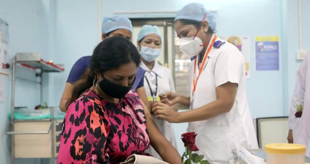 Vacinas Índia