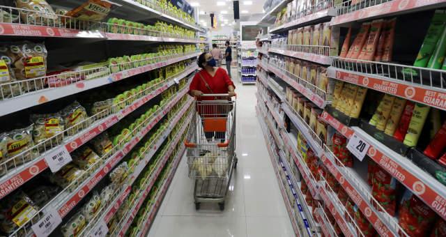 Supermercado Índia