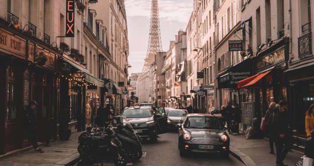 Paris França Europa